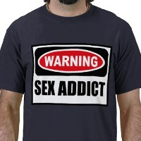 Sex addiction disease