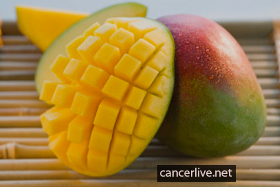 Mango prevents cancer